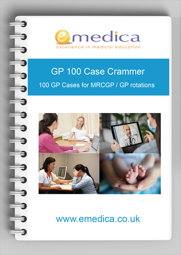 GP 100 Case Crammer Booklet - Currently Sold Out - Pre-order for dispatch by 18th May